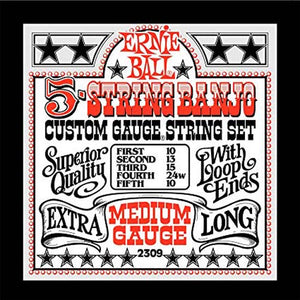 Ernie Ball Banjo strings