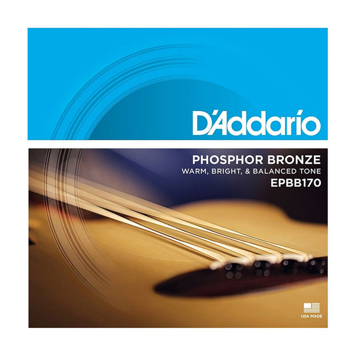 D'Addario Acoustic Bass Guitar Strings