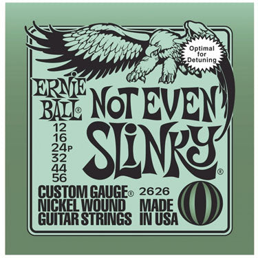 Ernie Ball Not Even Slinky Strings