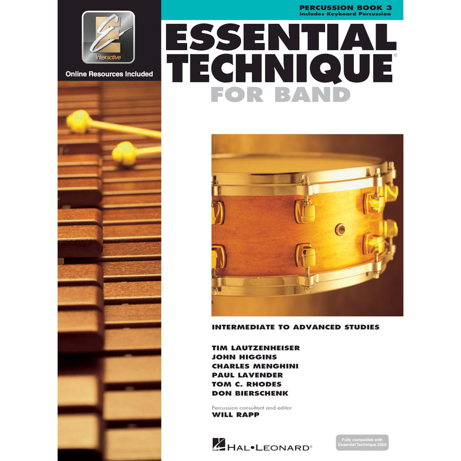 Essential Elements 2000 Percussion