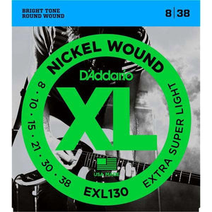 D'Addario EXL130 Guitar Strings