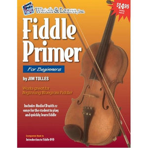 Fiddle Primer Book
