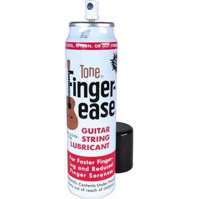 Fingerease Guitar String Lubricant Spray