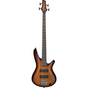 Ibanez SR370 Bass Guitar BBT Brown Burst