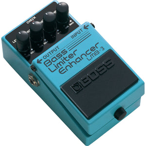Boss LMB-3 Bass Limiter Enhancer Pedal