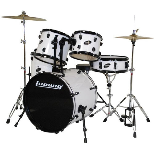 Ludwig Accent CS Drum Set