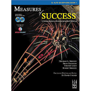 Measures of Success Alto Saxophone