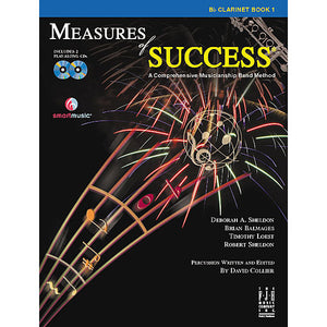 Measures of Success Clarinet book