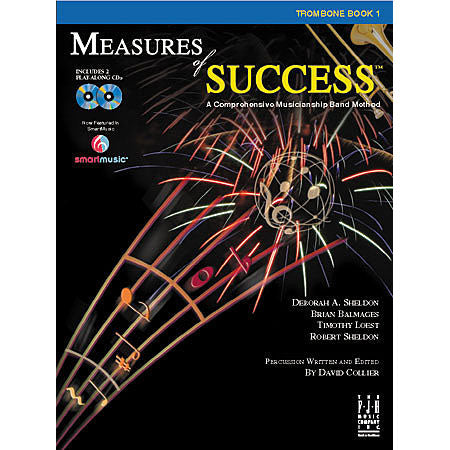Measures of Success Trombone Book 1 or 2