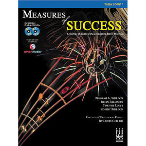 Measures of Success Tuba Book 1 or 2