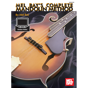 Complete Mandolin method book 93221M