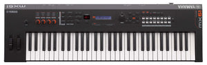 Yamaha MX61 61 Keys Analog Keyboard Synthesizer - Black
