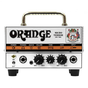 Orange Amplifiers Micro Terror 20W Amp Head MT20 Front