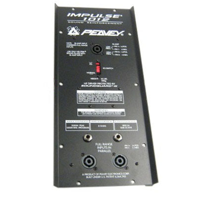 Peavey Crossover for Peavey Impulse 1012