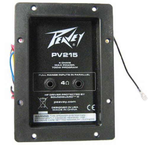 Peavey PV215 Replacement Crossover