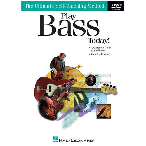 Play Bass Today DVD