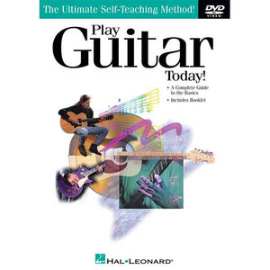 Play Guitar Today DVD 320353