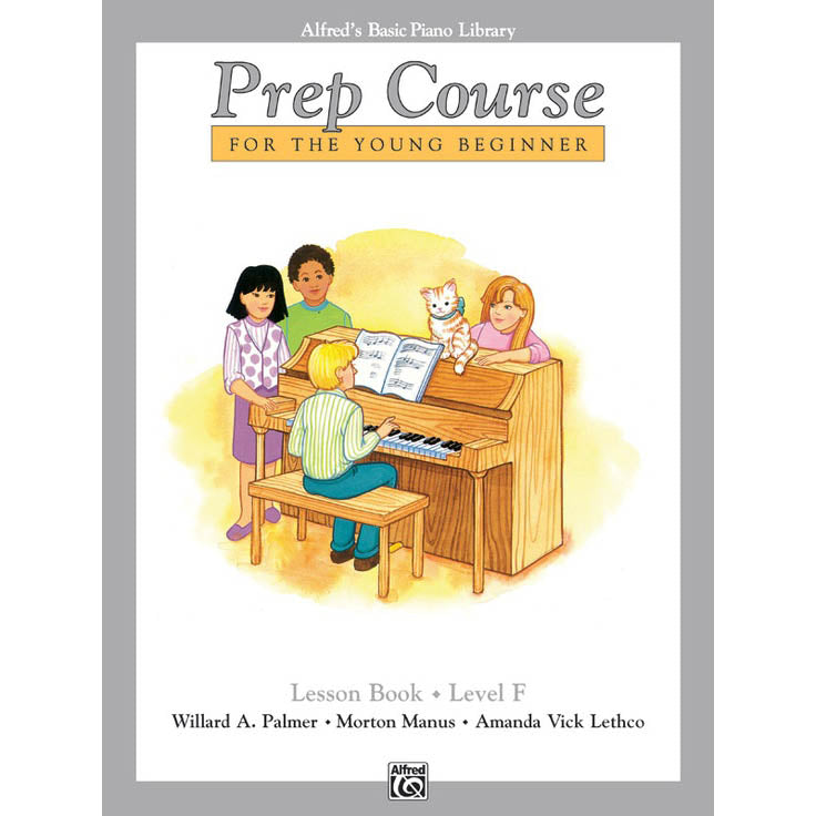 Alfred's Basic Piano Prep Course