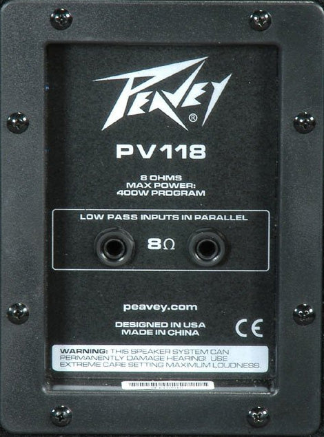 Peavey PV118 Crossover 70501224