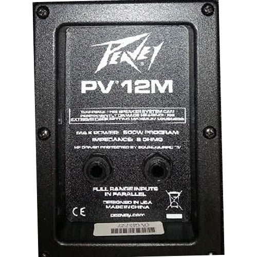 Peavey PV12M Replacement Crossover Monitor