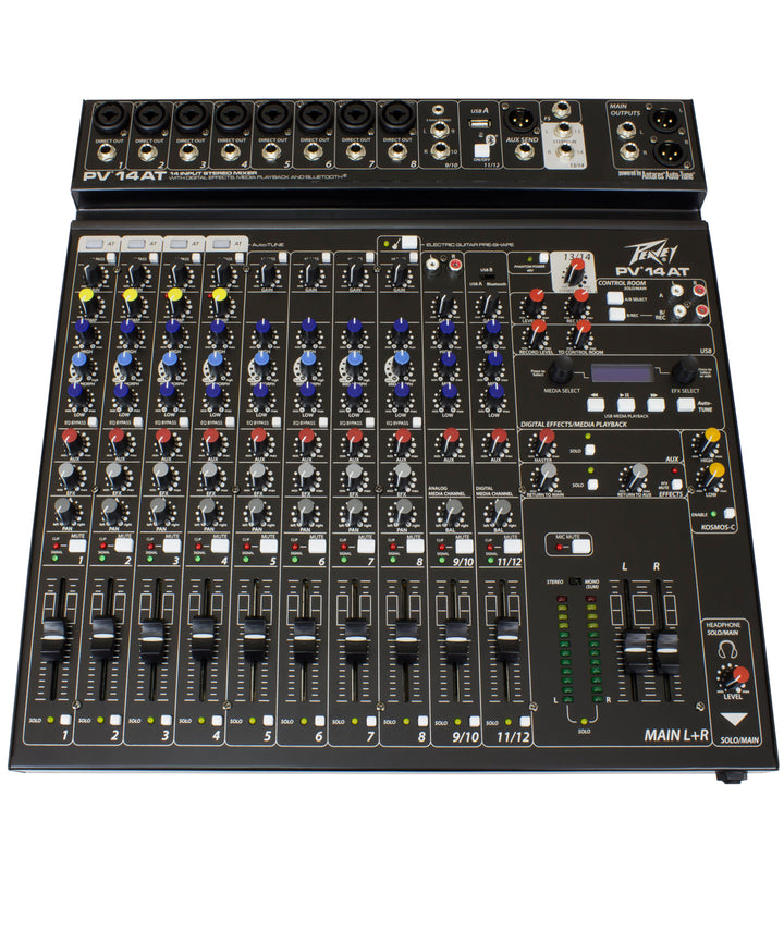 Peavey PV 14 AT Passive Mixing Board