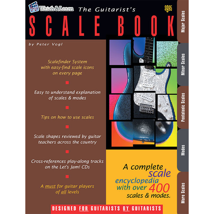 The Guitarists Scale Book