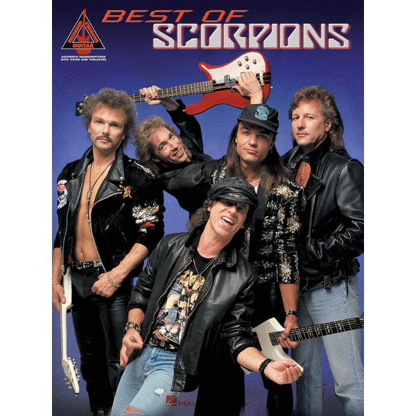 The Best Of Scorpions TAB Songbook