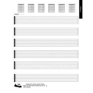 Tablature Book
