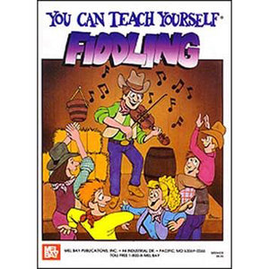 Teach yourself fiddling book