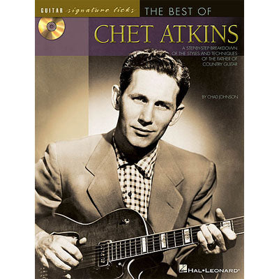 The Best of Chet Atkins Signature Licks
