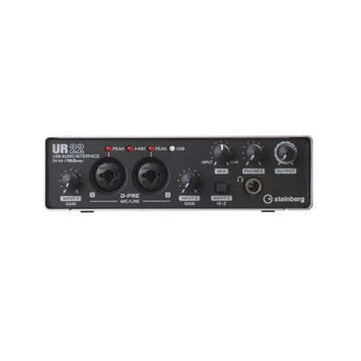Steinberg UR22 USB2.0 Audio Interface
