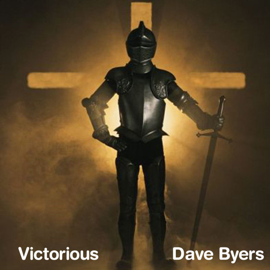 Victorious CD by Dave Byers