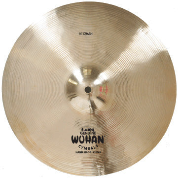 "Wuhan Traditional 14"" Crash Cymbal WUCR14"