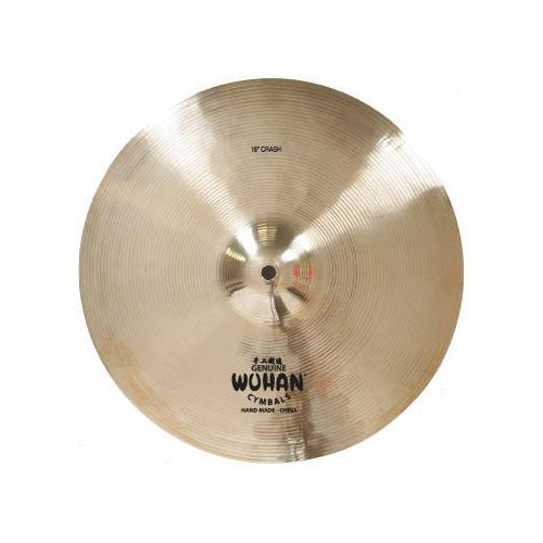 "Wuhan Traditional 16"" Crash Cymbal WUCR16"