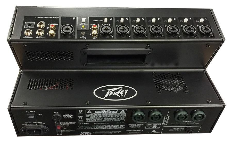 Peavey XRS 1000 Watt Powered Mixer