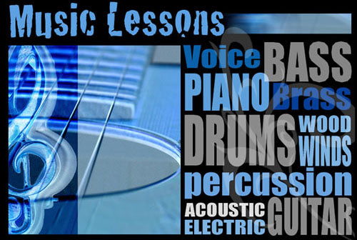 Music Lessons at DC Music Store