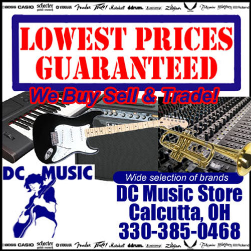 DC Music Store Moving