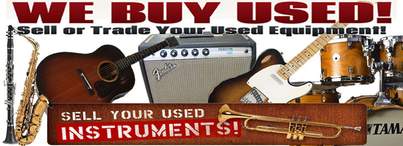 DC Music Store We  Buy Sell and Trade Musical Instruments