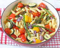Roasted Vegetables With Pasta | Lagos Groceries