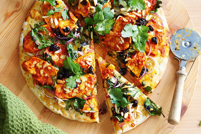 Moroccan Chicken Pizza | Lagos Groceries