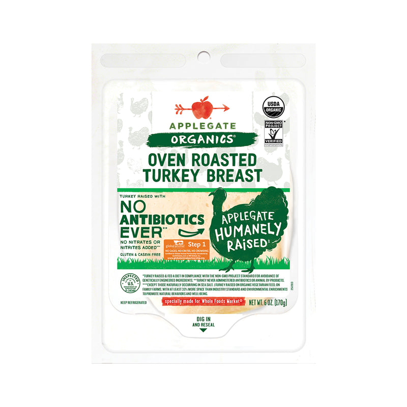 Organic Oven Roasted Turkey Breast - Lagos Groceries