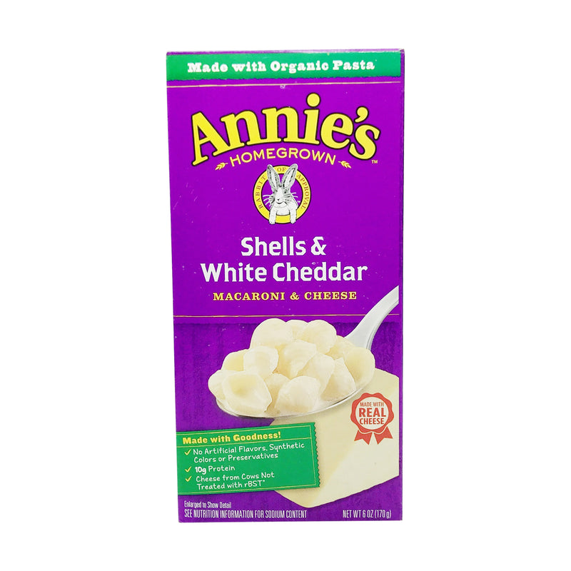 Shells & White Cheddar Macaroni & Cheese - Lagos Groceries