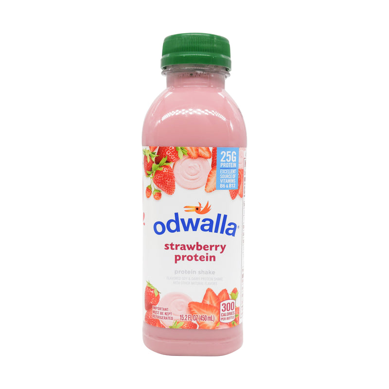Strawberry Protein Shake - Lagos Groceries