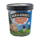 Chocolate Chip Cookie Dough, 1 pint - Lagos Groceries