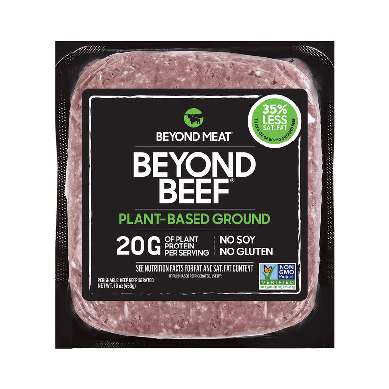 Beyond Beef Plant-based Ground Beef - Lagos Groceries