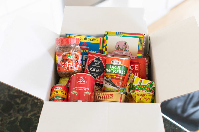 African Essential Box - Lagos Groceries