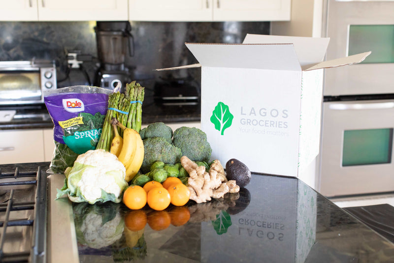 Green Power Box - Lagos Groceries