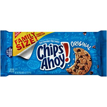 Chips Ahoy! Original Chocolate Chip Cookies - Family Size