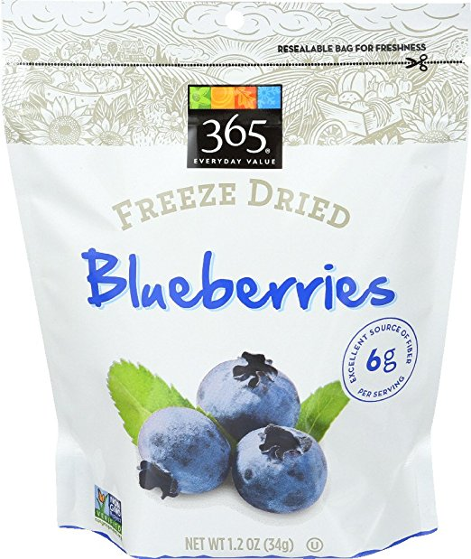 365 Everyday Value Freeze Dried Blueberries - Lagos Groceries