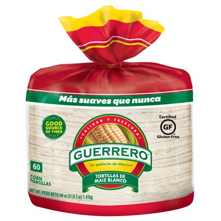 Guerrero White Corn Tortillas 80 Count